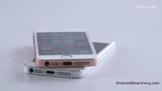 iPhone SE фото 1