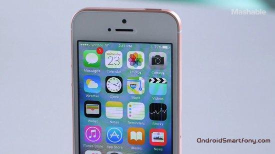 iPhone SE фото 4