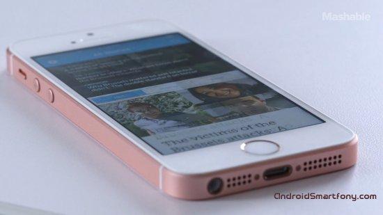 iPhone SE фото 6
