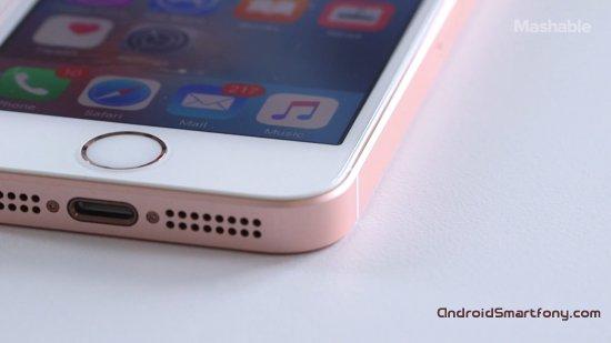iPhone SE фото 7
