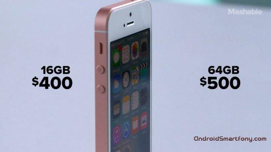 цена iPhone SE фото