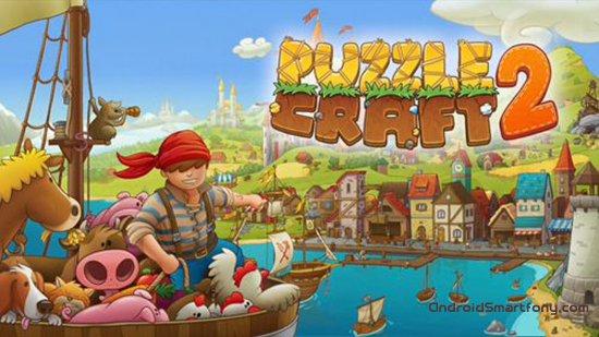 Увлекательная головоломка для Android: Puzzle Craft 2