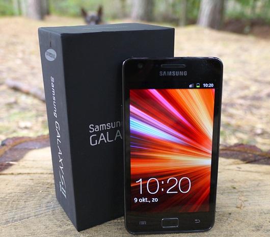 Samsung Galaxy S2 фото 1