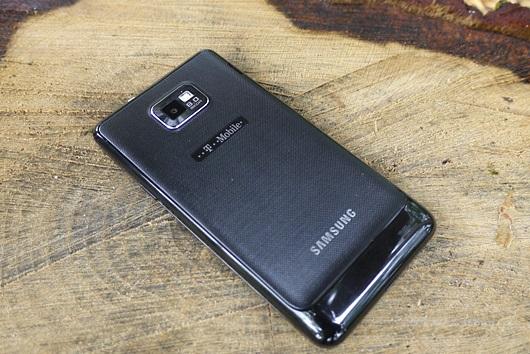 Samsung Galaxy S2 фото 2