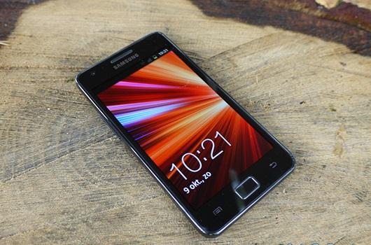Samsung Galaxy S2 фото 3