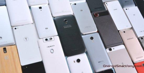 ТОП-5 лучших китайских смартфонов 2016 года