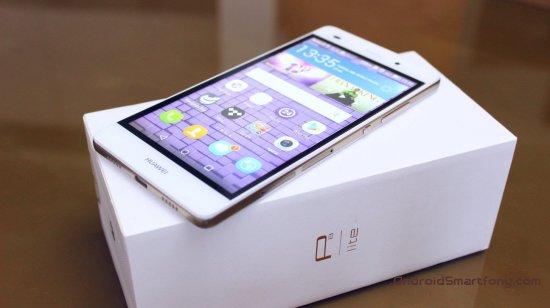 Huawei P8 Lite. Обзор смартфона