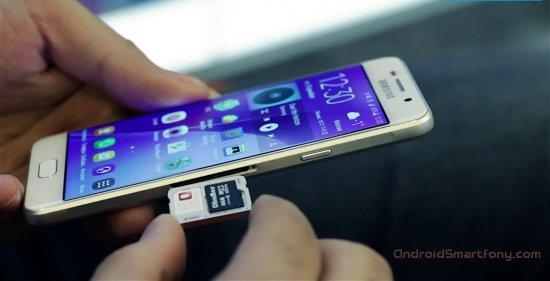 Использование карты памяти microSD в Samsung Galaxy S7 в качестве встроенной памяти или функция adoptable storage
