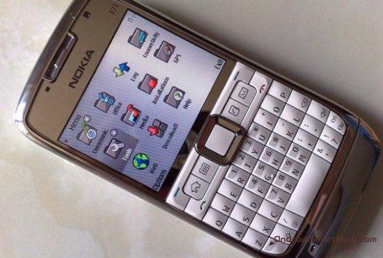 Hard Reset Nokia E71 - сброс настроек до заводских, убрать пароль