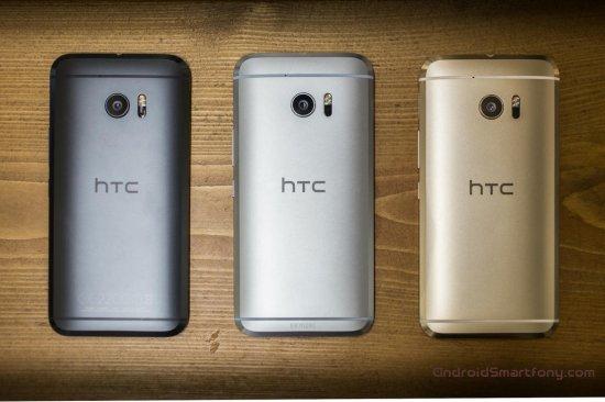 Обзор HTC 10 - музыкальный флагман с классной камерой