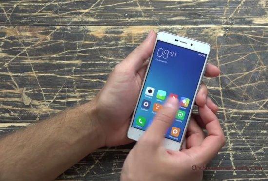 Обзор нового смартфона Xiaomi Redmi 3 Pro (Prime) - 3GB RAM, 32GB ROM