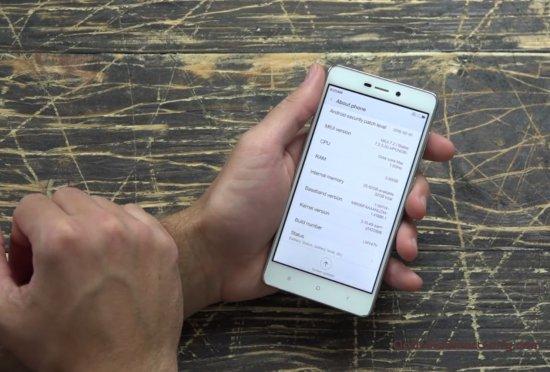 характеристики Xiaomi Redmi 3 Pro фото
