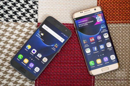 20 подсказок по работе со смартфонами Samsung Galaxy S7 и S7 Edge