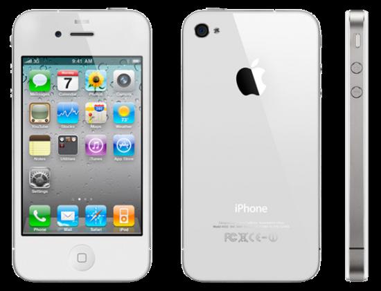 Apple iPhone 4S фото