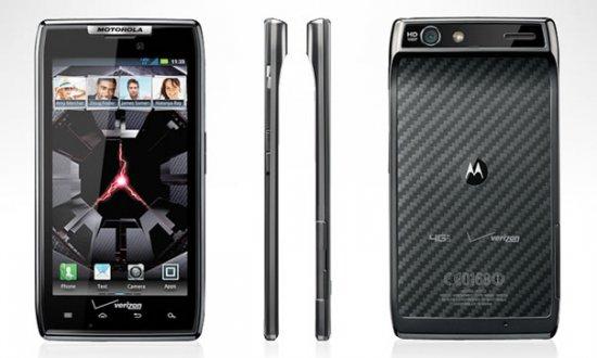 смартфон Motorola Droid Razr фото