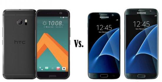 5 причин купить HTC 10 вместо Samsung Galaxy S7