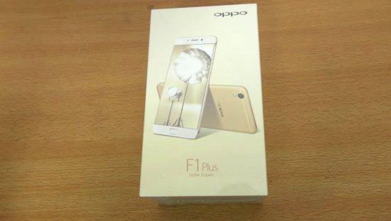 упаковка Oppo F1 Plus фото