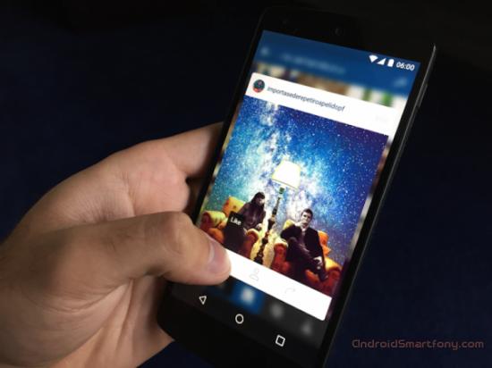Как скачать фото из приложения Instagram на Андроид
