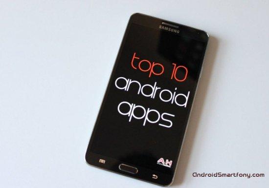 Топ-10: лучшие Android-приложения за май 2016