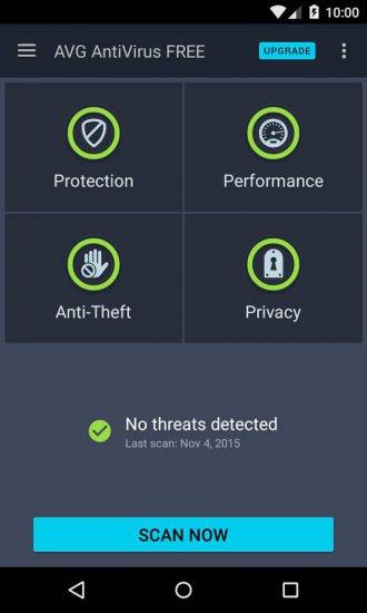антивирус на русском на андроид Antivirus Free