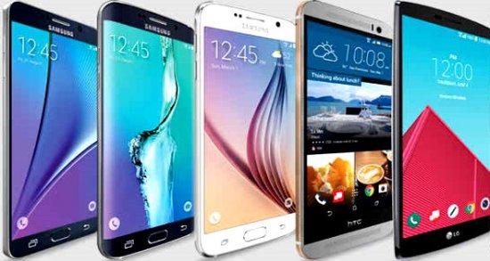 Лучшие флагманские смартфоны: май 2016