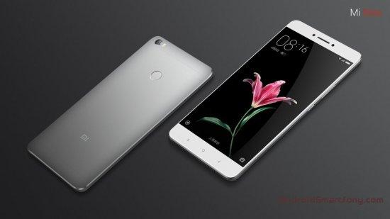 Обзор Xiaomi Mi MAX - гигантский смартфон от Xiaomi