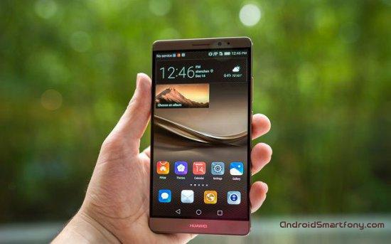 Huawei Mate 8 - мощный фаблет