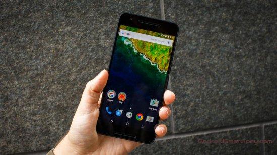 Фаблет от Google - Nexus 6P