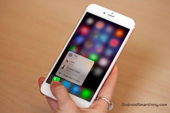 Планшетофон Apple iPhone 6s Plus