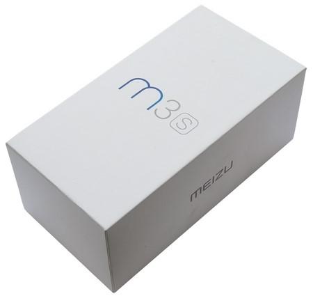 упаковка Meizu M3s mini фото