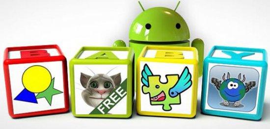 Лучшие Android-приложения для детей
