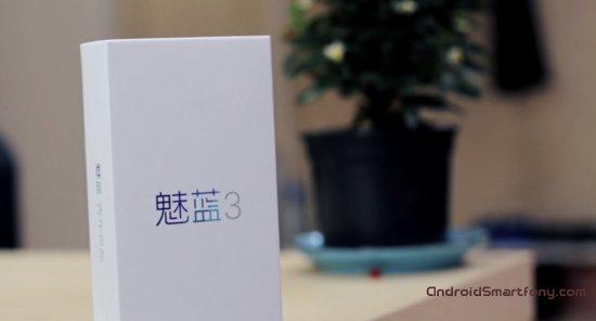 упаковка Meizu M3 mini фото