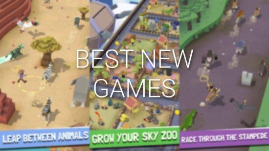 Лучшие игры на Android и iPhone за 24-27 июня