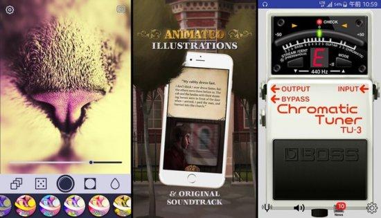 Лучшие приложения для Android и iPhone за 21-27 июня