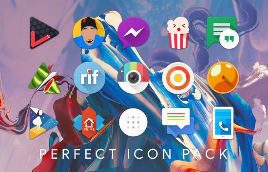 иконки на рабочий стол андроид Perfect