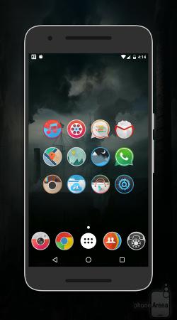 Лучшие паки иконок для Android за июль 2016