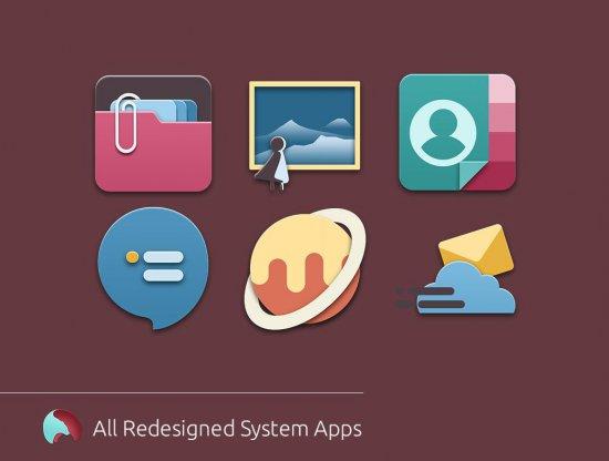 Лучшие паки иконок для Android за июль 2016: выпуск №2
