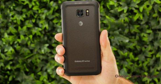 Обзор Samsung Galaxy S7 Active - флагман для любителей экстрима
