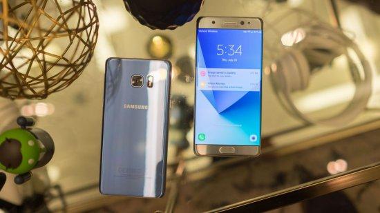 Samsung Galaxy Note 7 обзор