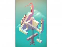 головоломка на андроид Monument Valley