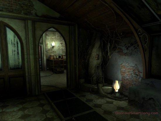 головоломка на андроид The Room Three
