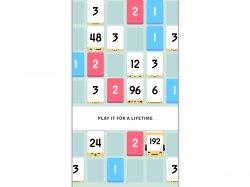 скачать логические игры на андроид Threes