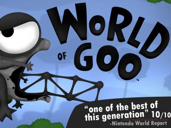 скачать логические игры на андроид World of Goo