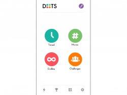 бесплатная игра на андроид головоломка Two Dots