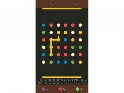 бесплатная игра на андроид и ios головоломка Two Dots