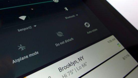 настройка режима «Не беспокоить» в Android