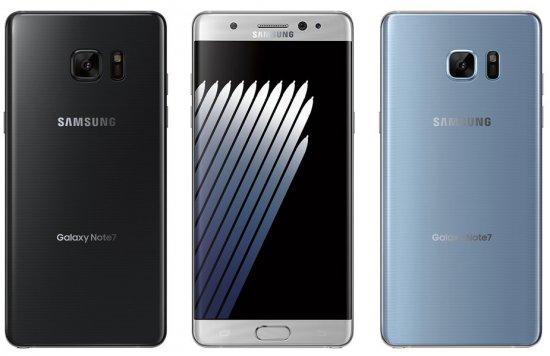 Samsung Galaxy Note 7 vs Galaxy Note 5 vs Galaxy S7 edge: сравнение корейских флагманов