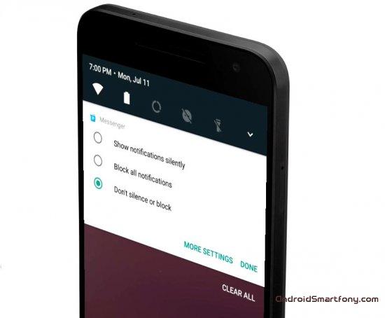 Новые функции операционной системы Android 7.0 Nougat