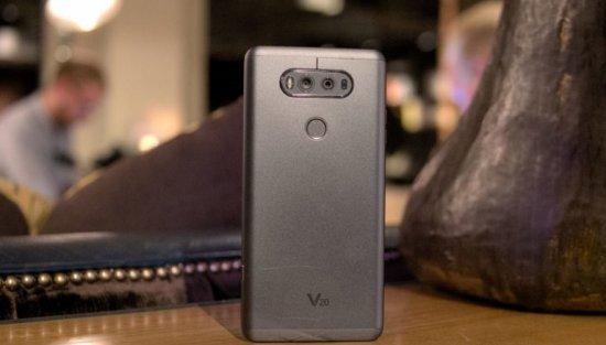 Обзор LG V20 - два экрана, три камеры и Android 7.0 Nougat