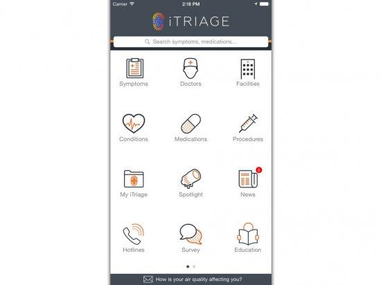 5 полезных медицинских приложений на Android и iOS